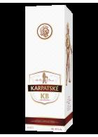 Karpatské KB 40% v darčekovom balení