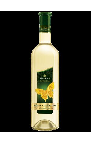 Víno Motýl Müller Thurgau