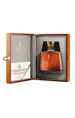Karpatské brandy Exclusive 40%