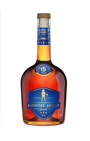 Karpatské Brandy v.s. 38%